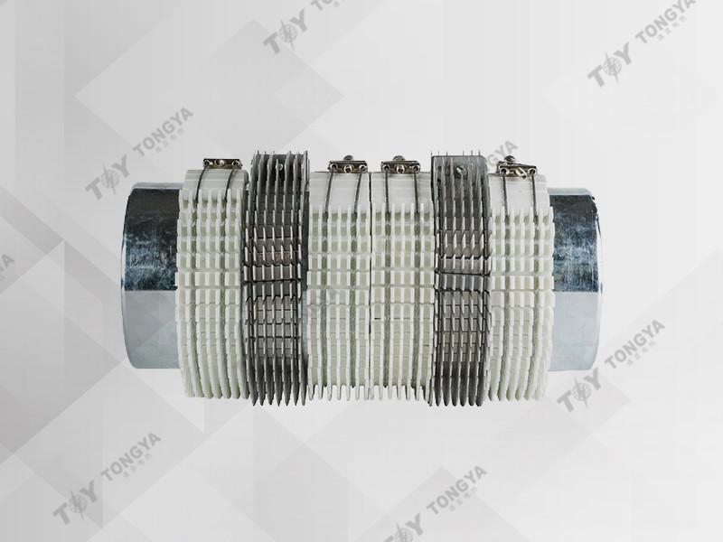 风冷加热器内胆(陶瓷+铝散热片)生产厂家