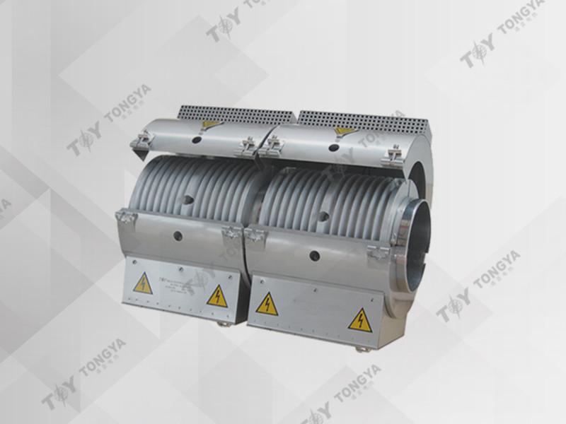 风冷加热器内胆(铸铝)