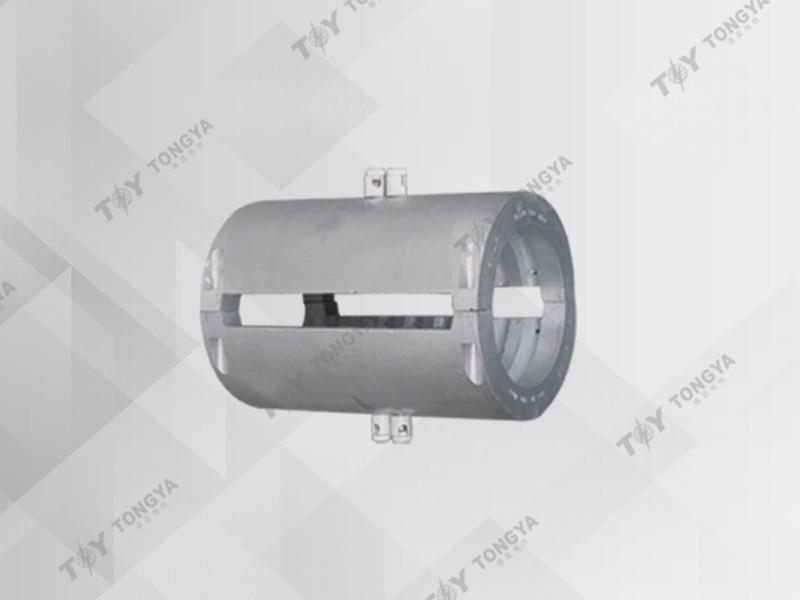 风冷加热器内胆(铸铝)生产厂家